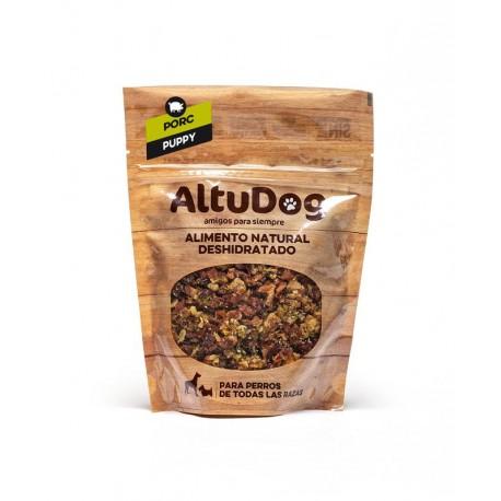 Alimento natural para perros cerdo 250Gr (1Kg)