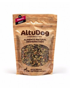 Natural food for Adult dogs - WAGYU BEEF Menu