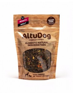 TRY ALTUDOG Wagyu Grain Free Menu for Adult dogs 250g