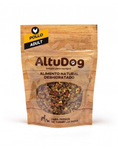 Alimento natural para perros POLLO 500Gr (2Kg)