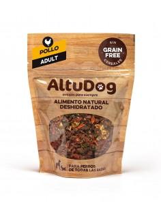 Aliment naturel déshydraté POULET SANS CÉRÉALES Adult 250G