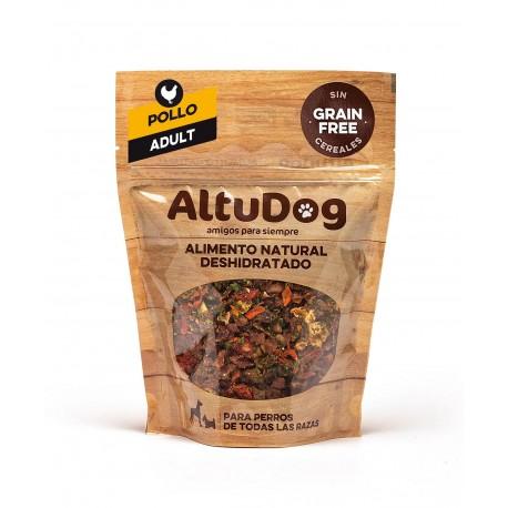 Menú Pollo SIN Cereales ADULT 250g (1Kg)