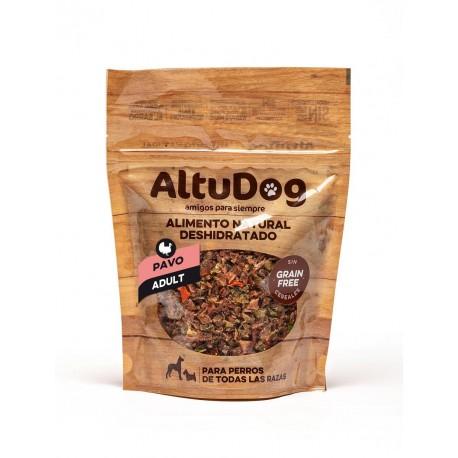 DEHYDRATED FOOD FOR DOGS TURKEY GRAIN FREE MENU