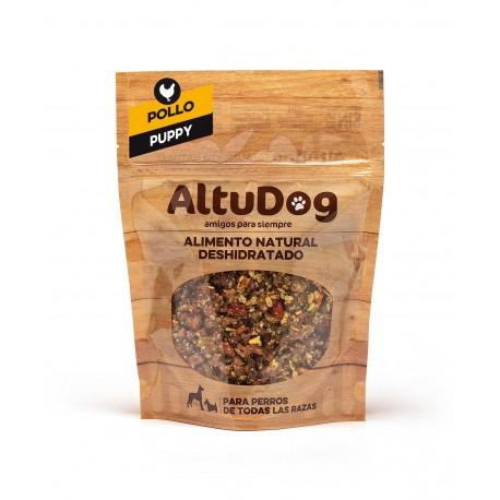 Alimento natural para perros POLLO 250Gr (1Kg)