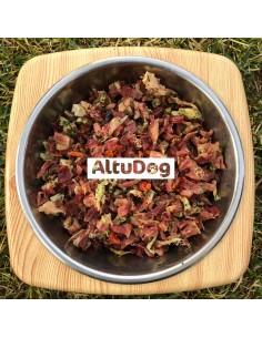 Menú cerdo SIN Cereales PUPPY 250g (1Kg)