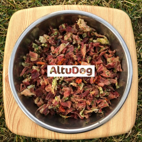 dehydrated food for puppies grain free turkey menu