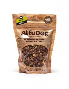 DEHYDRATED FOOD FOR DOGS TURKEY GRAIN FREE MENU