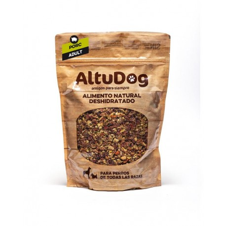 Alimento natural para perros CERDO1KG