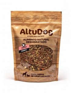 Alimento natural para perros PAVO 1kg