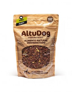 dehydrated food for puppies grain free turkey menu