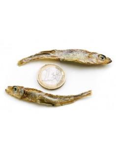 Mini poissons déshydratés, 50g