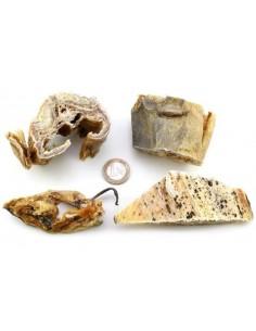 Bacalhau inteiro picado, 100g
