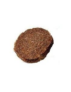 Burger de carne de veado