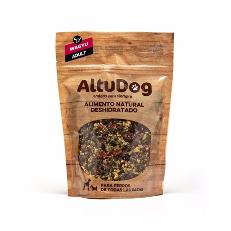 TRY ALTUDOG Wagyu Menu for Adult dogs 250g