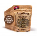 Pack 10 bags 1kg puppy wagyu