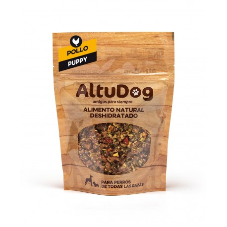 TRY ALTUDOG Chicken Menu for Puppies 250g (1Kg)