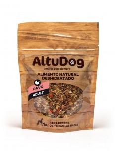 Alimento natural para perros PAVO 250Gr (2Kg)