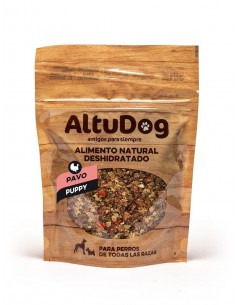 Try AltuDog Turkey Menu for Puppies 250g (1Kg)