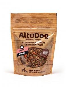Try AltuDog Turkey Grain Free Menu for Puppies 250g (1Kg)