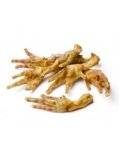 Cubitos de pechuga de pollo deshidratada