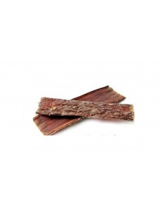 Tiras de carne de veado orgânico, 100g