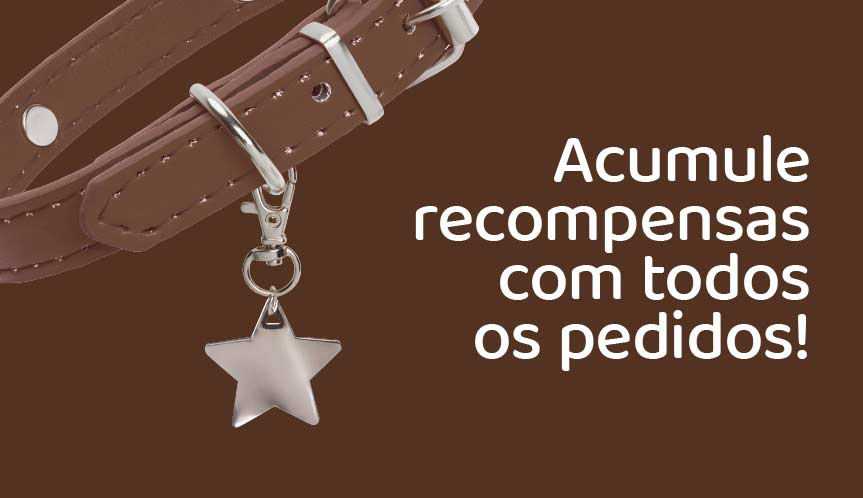 Acumula recompensas