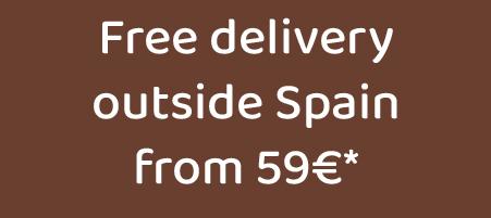 Gastos de envío gratuitos